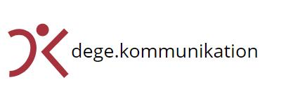 dege kommunikation :